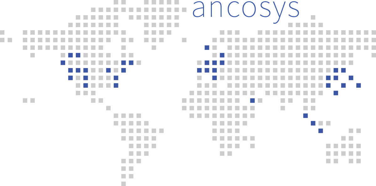 ancosys-gobal-map